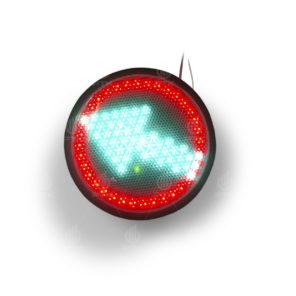 Светоблок кольцо стрелка для сайта