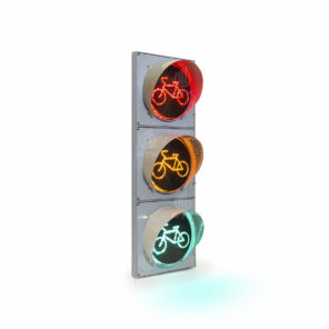 Транспортный светофор Т9 (Велосипеды)